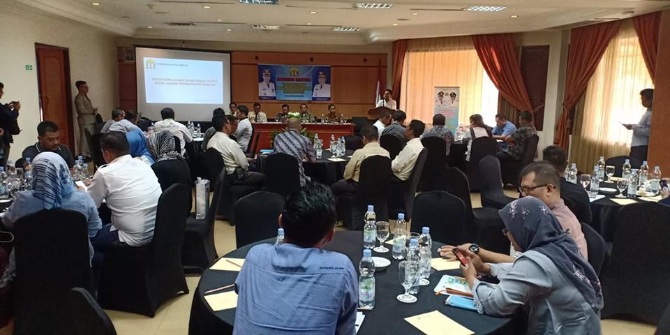 Business Meeting Bersama Walikota Serang