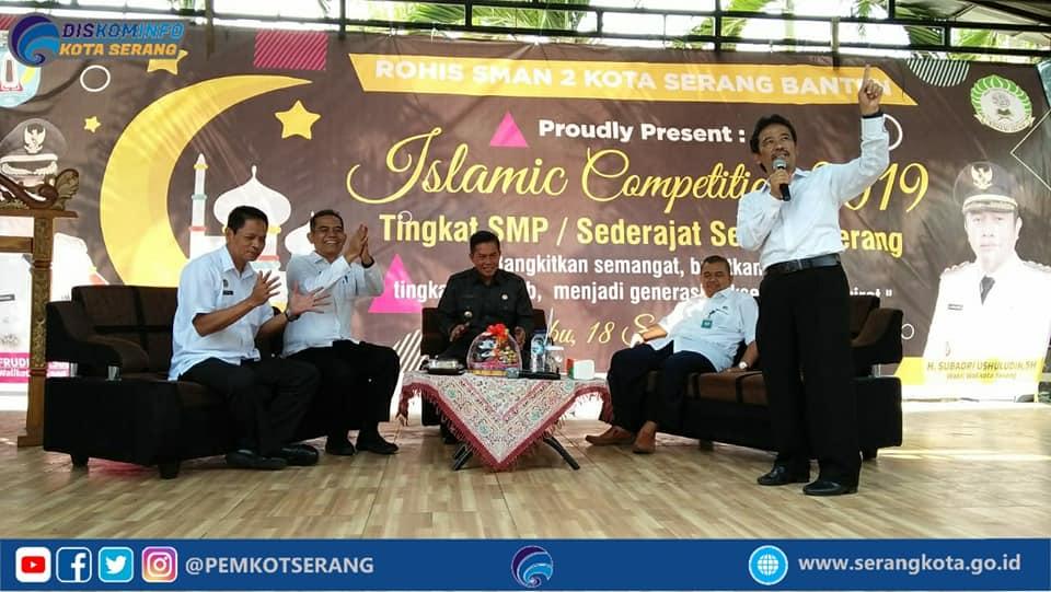 Pembukaan Islamic Competition 2019 Piala Walikota Serang
