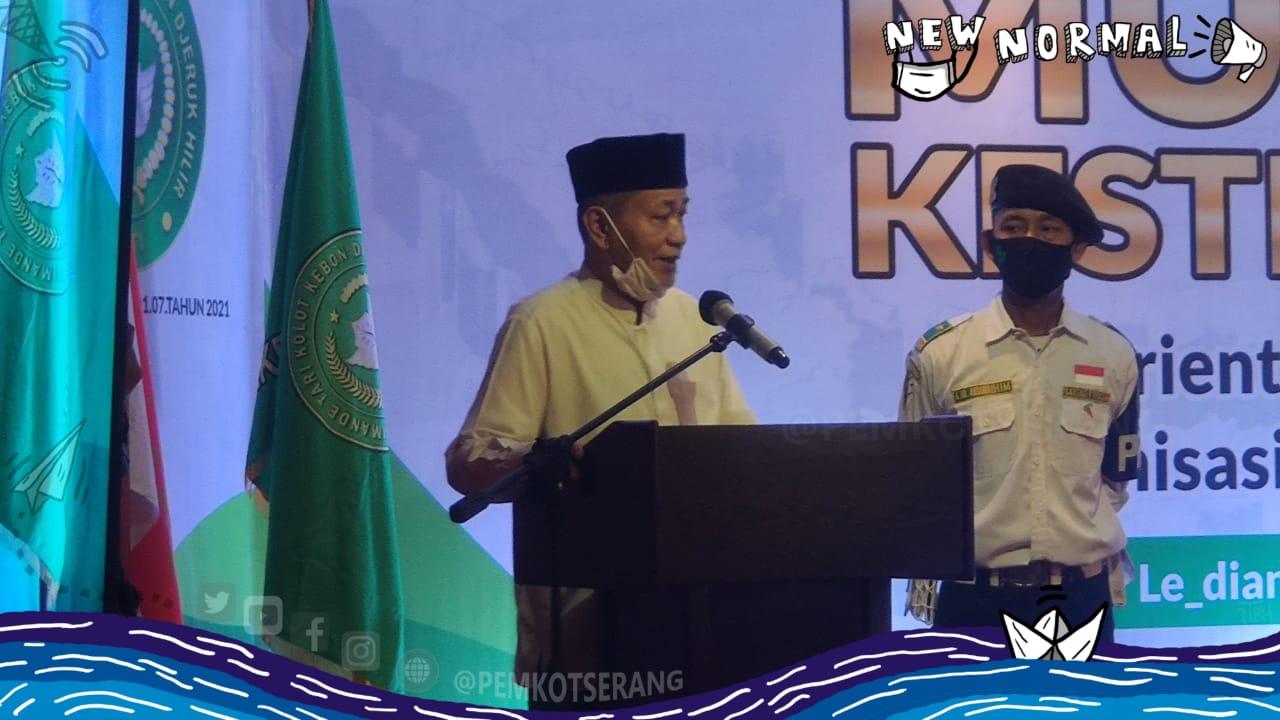 KH. Embay Dukung Regenerasi Kepengurusan TTKKDH
