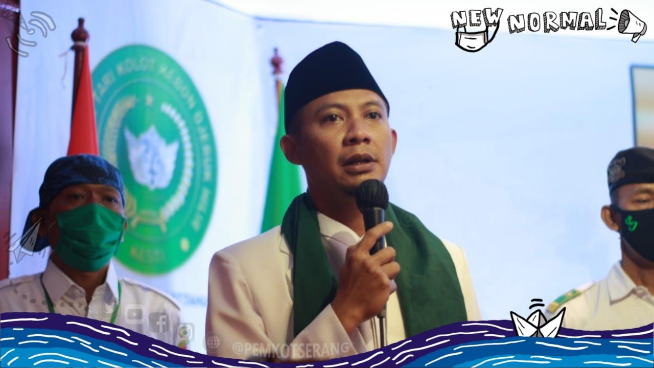 Terpilih Secara Aklamasi, Wahyu Nurjamil Jabat Ketua TTKKDH