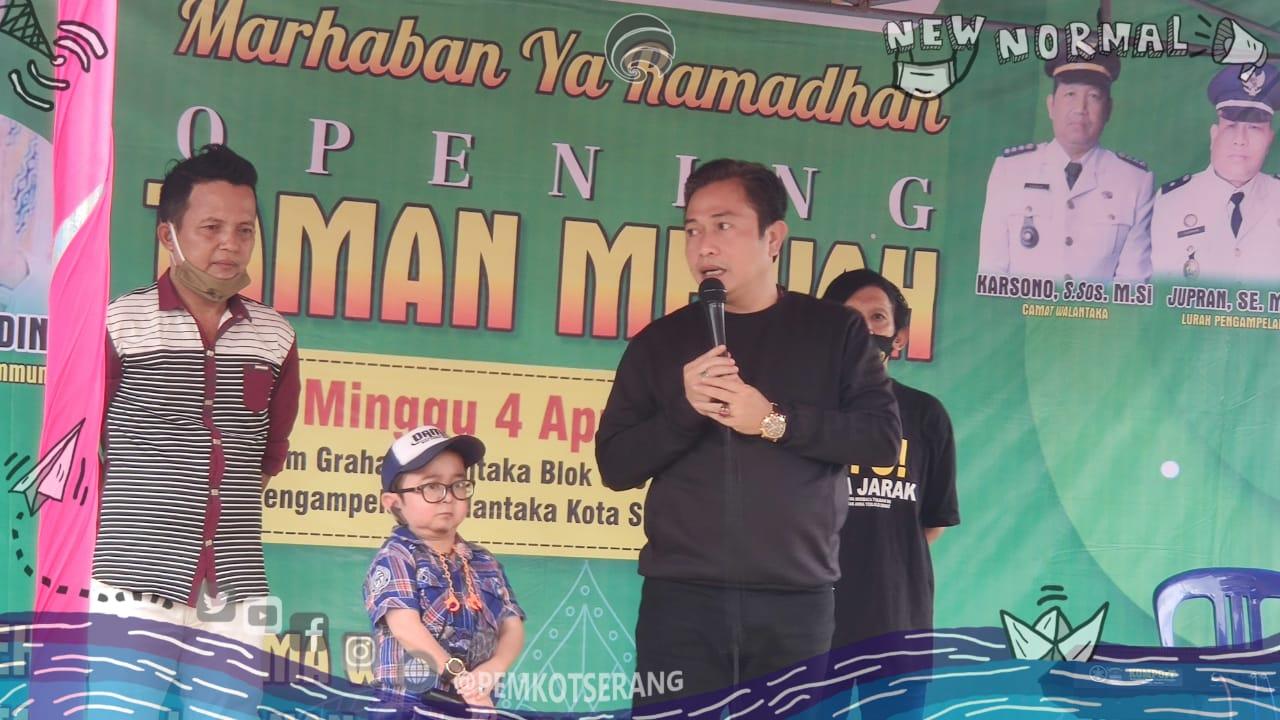 Opening Taman Mewah
