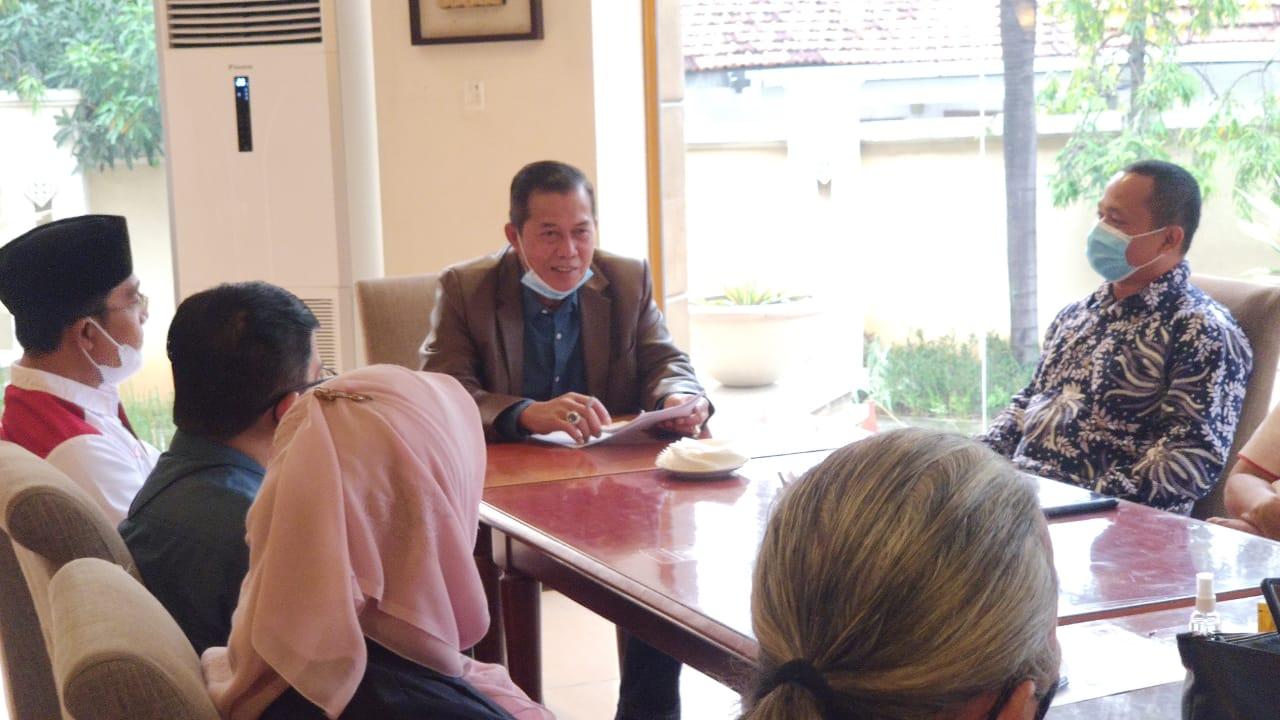 Syafrudin dinobatkan Ketua IBA-MMA Banten.