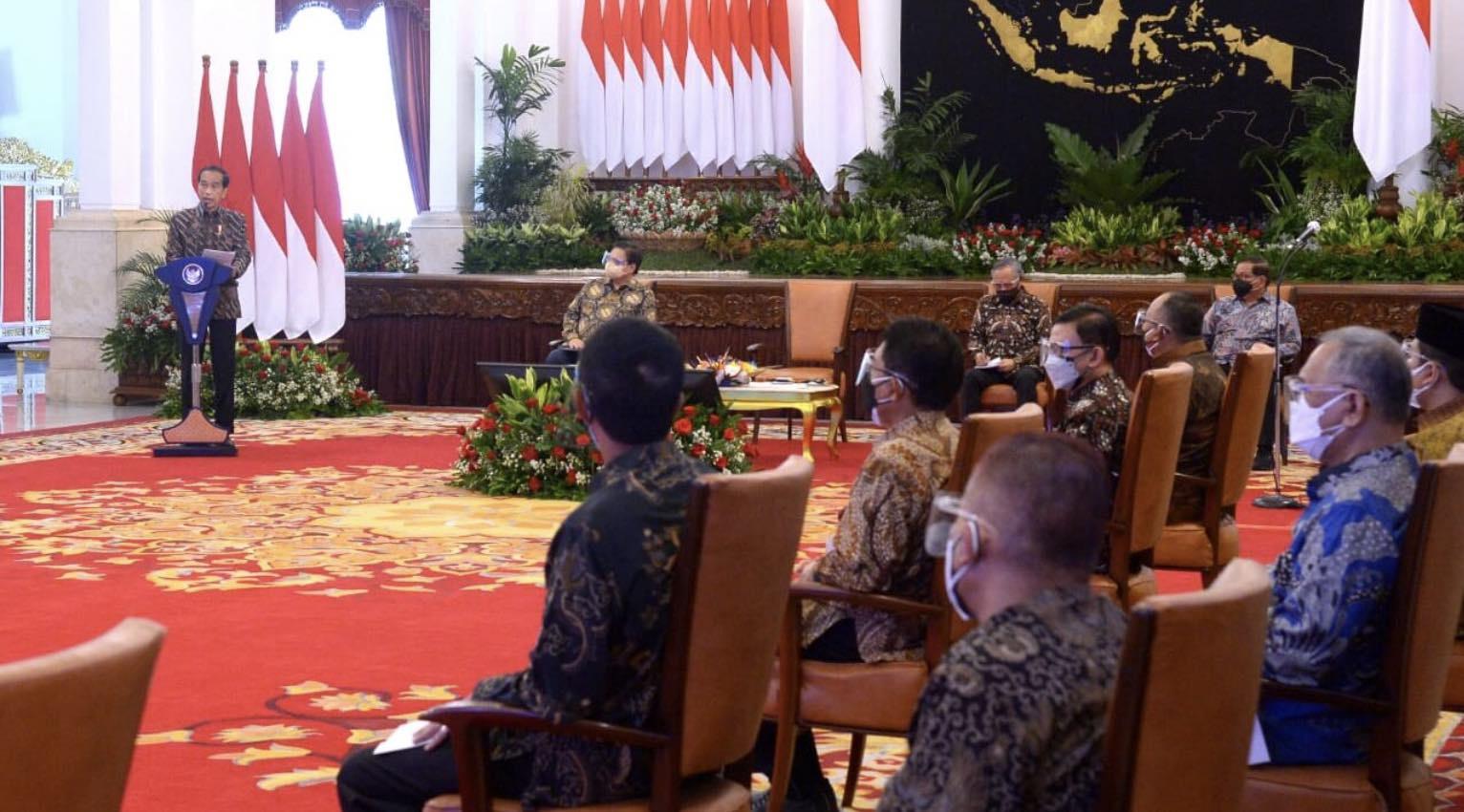 Presiden: Jaga dan Kawal Perkembangan Digitalisasi Keuangan