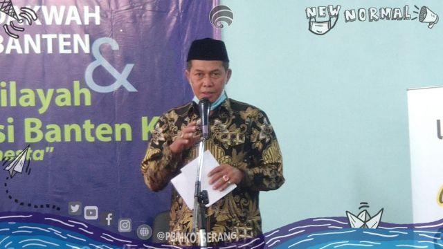 Walikota Hadiri Peresmian Gedung Pusat Dakwah Muhammadiyah Banten.
