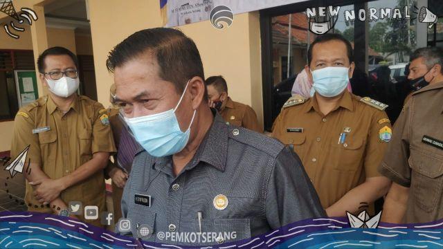 Pelaksanaan Tarjung Kota Serang menunggu Instruksi Pempro