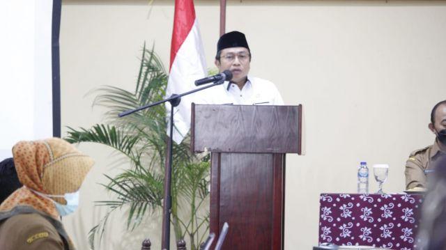 Inventarisasi Propemperda : Wakil Walikota Serang Upayakan Usulan Pada 2022