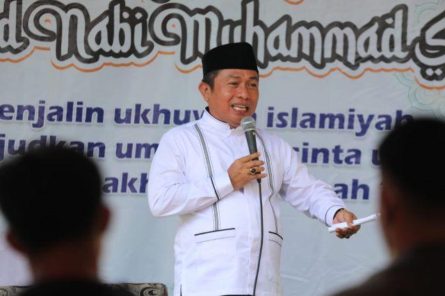 Subadri Ushuludin Menghadiri Peringatan Maulid Nabi Muhammad SAW