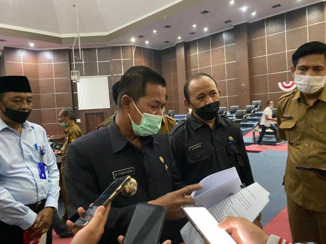 Tujuan Penyertaan Modal Pemerintah Kota Serang pada Perusahaan Umum Daerah Air Minum Tirta Madani.