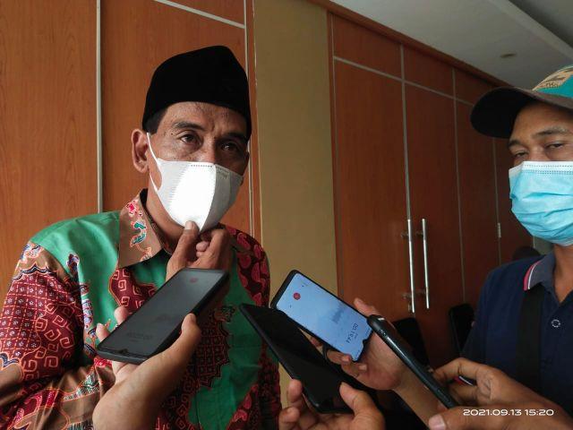 LPTQ Kota Serang berharap Calon Peserta MTQ Kota Serang ke XVIII masuk 3 besar ditingkat Provinsi Banten