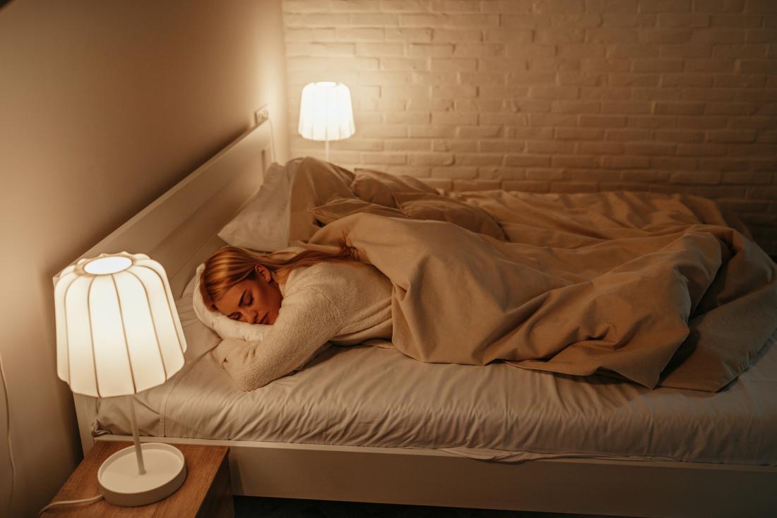Apakah Tidur Dengan Lampu Menyala dapat Menyebabkan Efek Samping Kesehatan